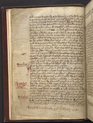 The Years 1360-1361, In A Chronicle Of England From 1356 To 1384